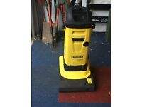Karcher industrial scrubber and cleaning machine