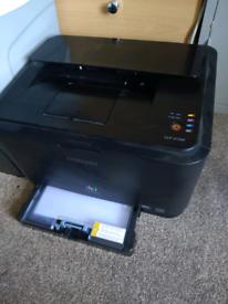 Samsung clp 315w laser printer