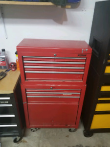 Waterloo tool chest / tool cabinet