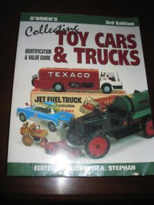 Collecting Toy Cars & Trucks: Identification & Value Guide