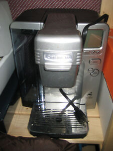 FS:Cuisinart Keurig coffee maker, also new condition K560