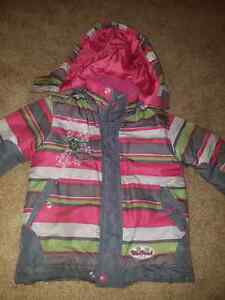 Kids jacket and snowpants