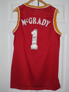Houston - Tracey McGrady Jersey - Red - XL - Authentic
