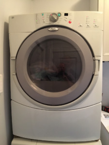 Whirlpool Duet Dryer - Laundry - Washer