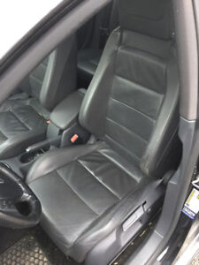 MK5 GTI 4dr leather seats