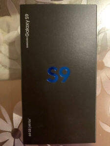 Brand New Samsung Galaxy S9 64GB