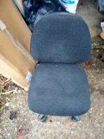 Good condition swivel chair