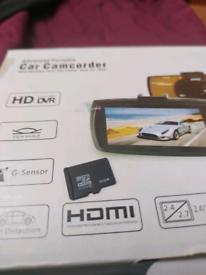 Car dashcam