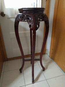 Decorative stand - for lamp, flower pots ...