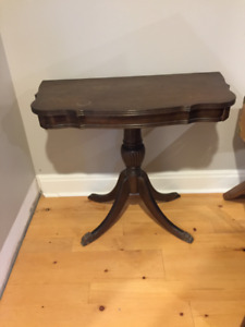 antique tables and desk for sale
