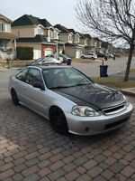 Honda Civic b20 vtech