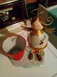 Whimsical Angel Christmas Ornament Cambridge Kitchener Area image 1