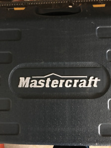MASTERCRAFT FRAIMING NAILER & NAILS