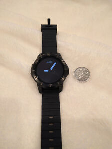 MINT - Nixon The Mission Smart Watch - All Black - Android Wear Stratford Kitchener Area image 7
