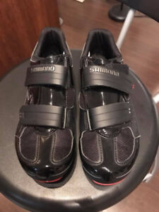 Shimano cycle/spin shoes - size 42 unisex