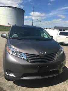 Accessible Wheelchair Toyota Sienna Van