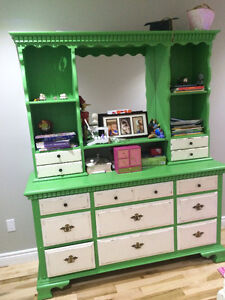 Hand Painted Solid Pine Furniture. Made in Canada