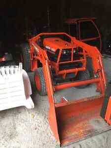 Kubota Tractor Diesel