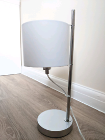 Two bedside lamps kept in great condition RRP £40 from very.co.u