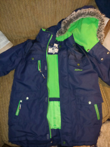Childrens Winter Coat