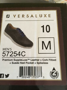 Men's leather Foot Joy golf shoes