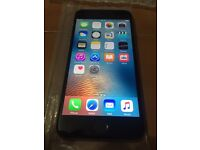 Apple iPhone 6 Space grey brand new condition !! Unlocked 16 Gb with acceories !!