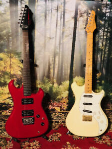 2 Vintage WESTONE guitars: Concord MIJ and Spectrum MIJ for sale