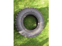 General Grabber 30x9.50 15 tyre