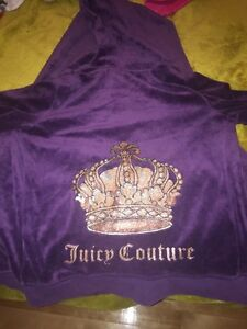 Juicy Couture Sweater Purple Size XS West Island Greater Montréal image 1