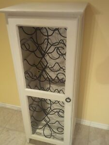 Wine Cabinet/Shelving Unit Kitchener / Waterloo Kitchener Area image 5