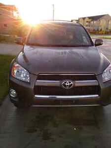 Toyota Rav4 Limited 2009 Newly Safetied