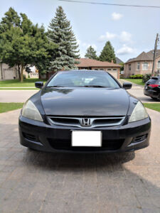2006 HONDA ACCORD COUPE EX V6 AUTOMATIC