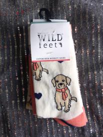 New 3x pair of socks Rrp8, £ 4