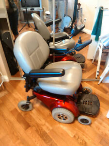 Jet 3 electric cart scooter chair