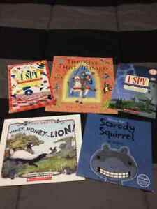 Assorted Children's Books