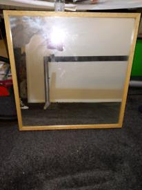 IKEA stave mirror 70x70cm