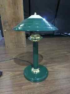Lampe sur pied et suspendue vintage