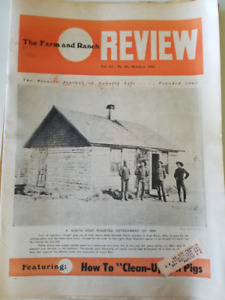 The Farm and Ranch Review Paper