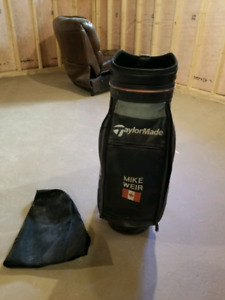 Taylor Made tour staff bag Mike Weir