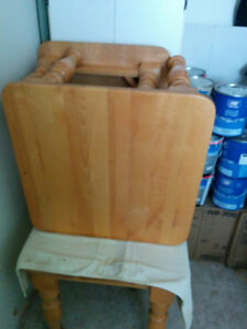 3 piece MAPLE coffee and end tables