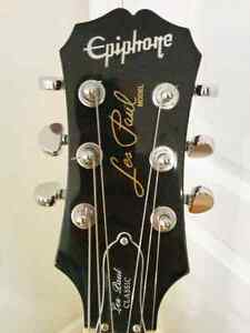 Epiphone Les Paul Classic with HSC