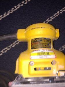 Dewalt 3/8 Drive Corded Drill & Dewalt Palm Sander