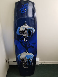 Wakeboard double up 300$ presque neuf