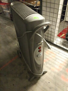 Bionaire Quiet Heater for Large Place