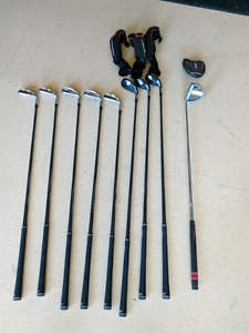 Adams idea A12 OS - 9 piece golf set for sale