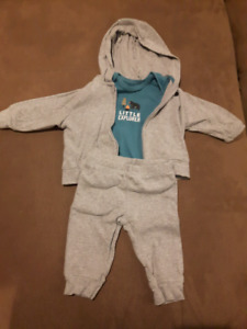 3 mth little explorer outfit