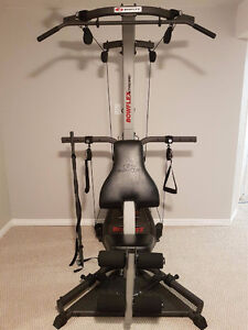 Gently used Bowflex all body workout