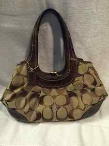 NWT Authentic Coach Purse Strathcona County Edmonton Area image 1