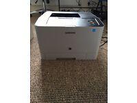 Samsung laser network printer RRP 100