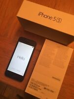 iPhone 5S-64GB Mint Condition